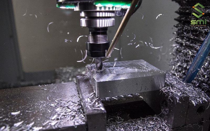 SUMITECH nhận gia công cơ khí tiện phay bào mài trên nhiều loại vật liệu