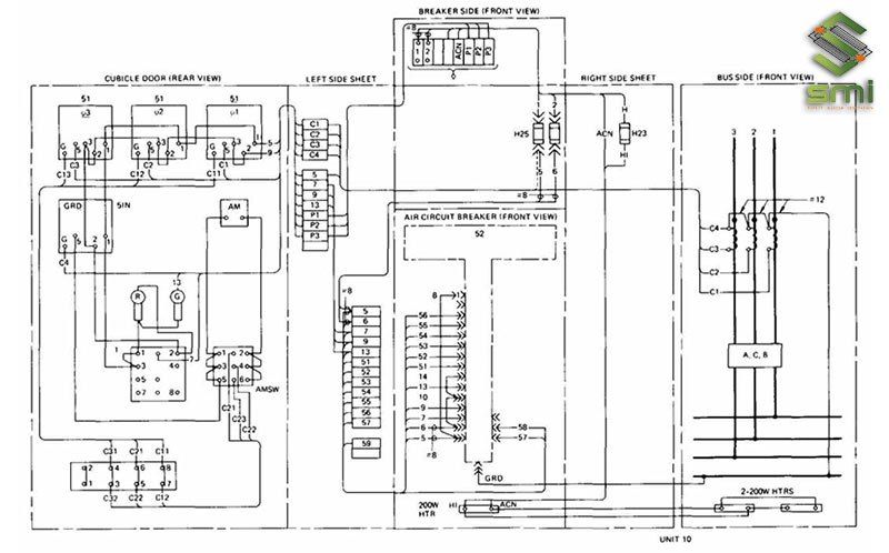 Một bản vẽ thiết kế hệ thống điện chuẩn sẽ giúp tính toán được mức hiệu quả hoạt động của hệ thống đó