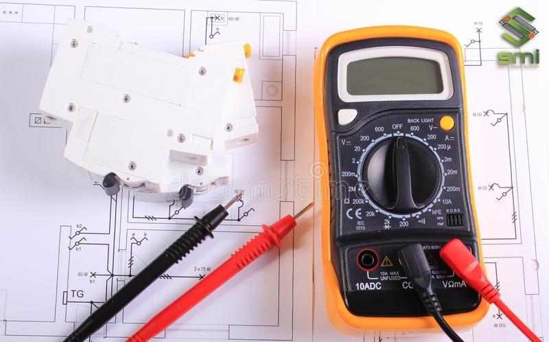 Bản vẽ hệ thống điện công nghiệp phải đảm bảo tính chuyên nghiệp và dễ đọc