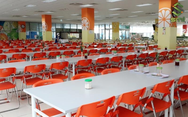Sau khi hoàn thành thi công Canteen nhà xưởng, SUMITECH sẽ bảo hành để duy trì chất lượng cho công trình cho khách hàng