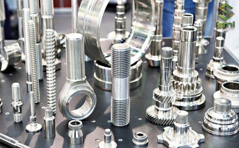 Gia công cơ khí điện hóa có thể tạo ra những sản phẩm có cấu tạo, hình dáng phức tạp