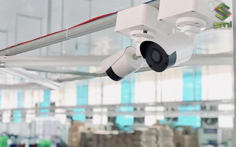 Hệ thống Camera vô cùng quan trọng đối với hạ tầng thông tin liên lạc của khu công nghiệp