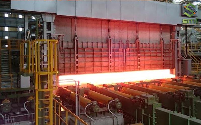 Quá trình gia công cơ khí đúc đồng bằng phương pháp cán nóng Rolling