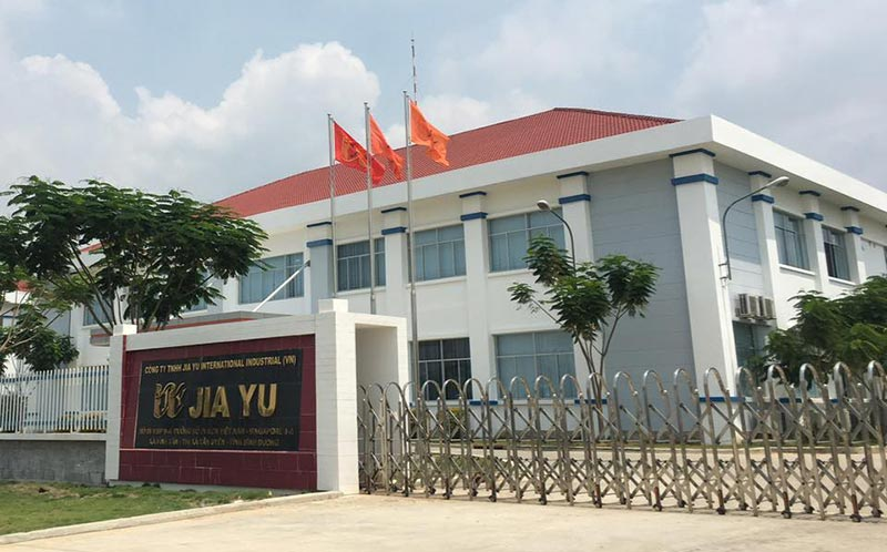 Công ty TNHH Jia Yu Việt Nam