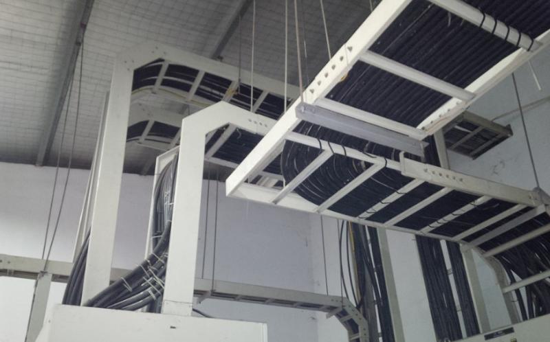 Công ty Đại Phúc Thịnh thi công hệ thống điện công nghiệp nhà xưởng