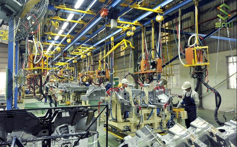 Điện năng là yếu tố quyết định cho mọi hoạt động của nhà xưởng