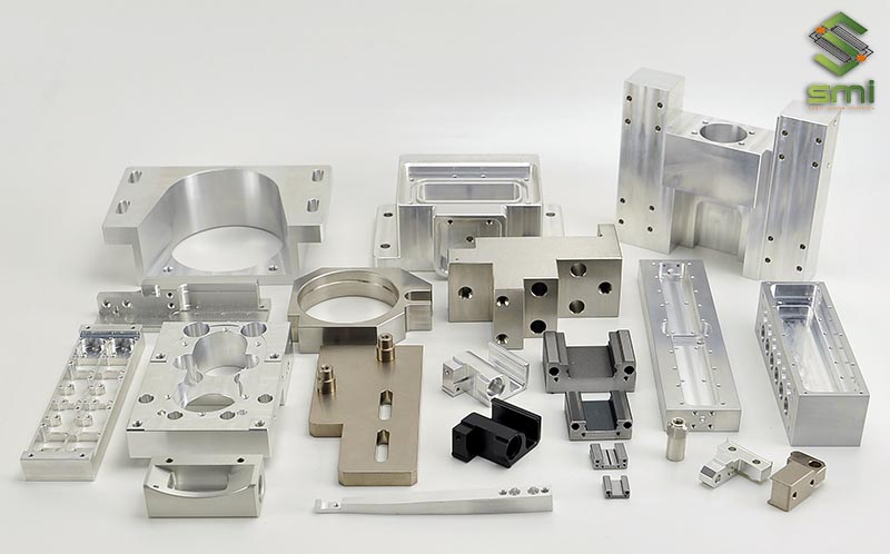 Sản phẩm của quá trình gia công cơ khí kim loại