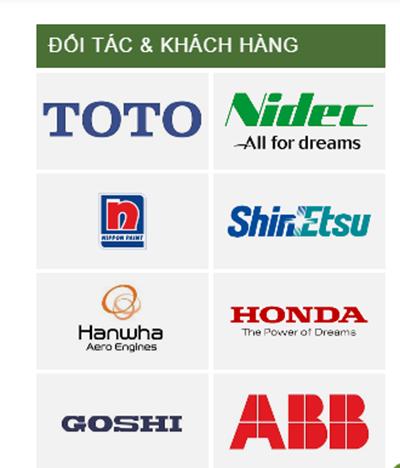 Sumitech đã trở thành đối tác của nhiều doanh nghiệp trong và ngoài nước