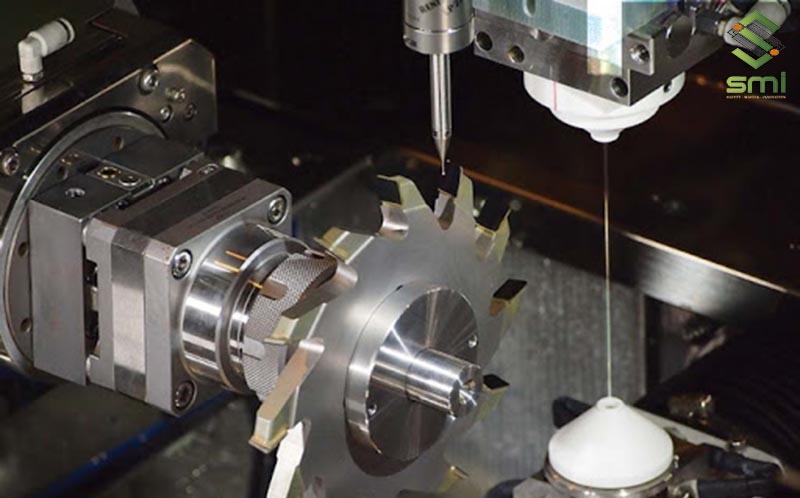 Gia công cơ khí cắt dây CNC chính xác phục vụ thị trường tại Hưng Yên