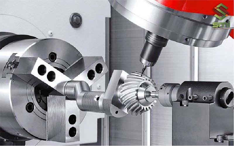 Gia công cơ khí chế tạo máy được ứng dụng trong nhiều lĩnh vực