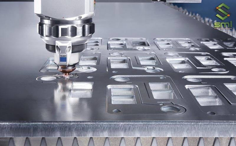 Ứng dụng gia công cơ khí đột dập để sản xuất chi tiết máy