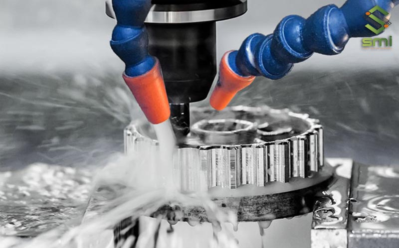 SUMITECH gia công cơ khí chế tạo máy với độ chính xác cao