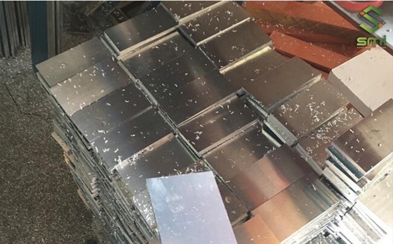 Phương pháp gia công cơ khí nhôm tấm bằng CNC để lại đường cắt mịn, đẹp