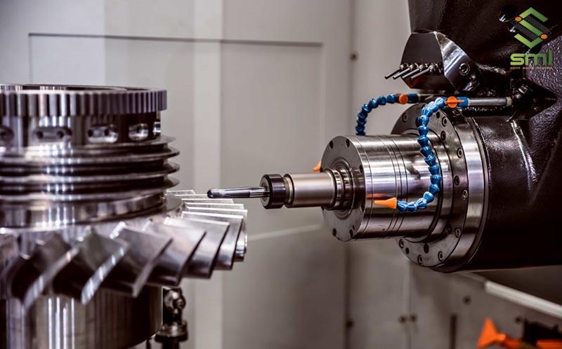 Gia công cơ khí phay chính xác bằng máy CNC tại SUMITECH