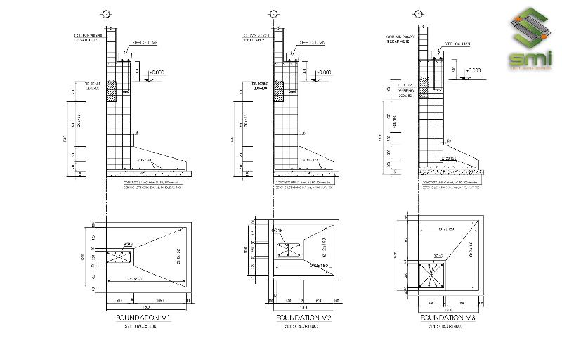 Mẫu bản vẽ chi tiết xây dựng nhà thép tiền chế