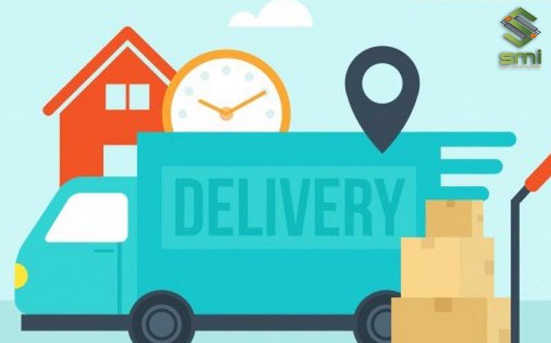 Dịch vụ vận chuyển sản phẩm nhanh chóng, đảm bảo an toàn