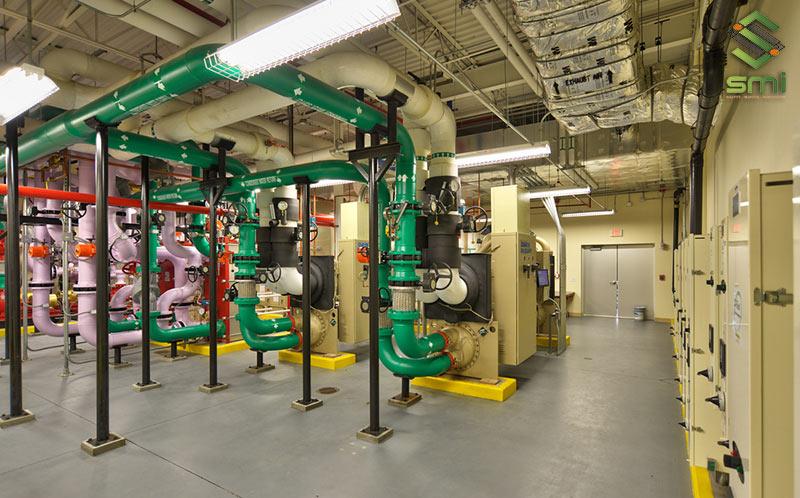 Hệ thống điện cơ công nghiệp vừa cần đảm bảo về tính an toàn mà còn đảm bảo cả hiệu quả sử dụng