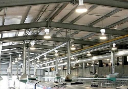 Hệ thống điện chiếu sáng nhà xưởng