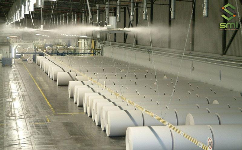 Hệ thống phun sương làm mát nhà xưởng là lựa chọn vô cùng quen thuộc của doanh nghiệp