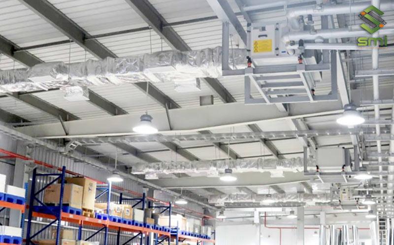 Hệ thống ống thông gió công nghiệp scaled