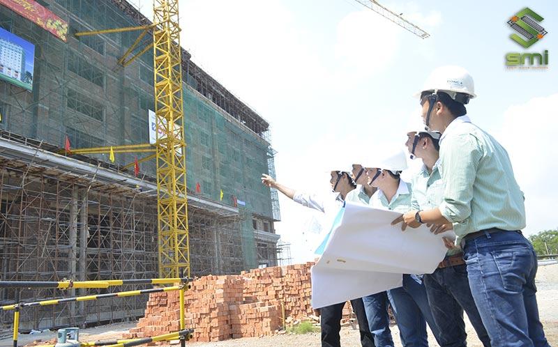 Định mức xây dựng nhà xưởng là những số liệu quan trọng để dự toán chi phí và quản lý quá trình xây dựng