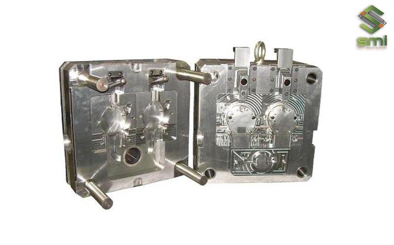 Khuôn đúc áp lực gia công cơ khí dùng cho vật liệu nhôm