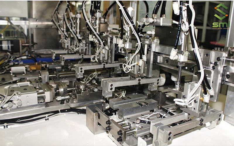 Sử dụng đồ gá đo độ nhám giúp tiết kiệm thời gian kiểm tra sản phẩm