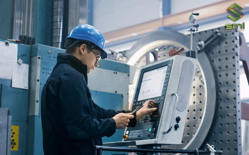 Tất cả công đoạn gia công cơ khí chính xác được thực hiện bởi kỹ sư chuyên môn cao