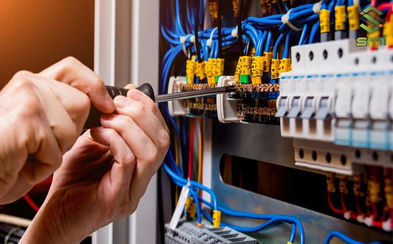 Cần đặc biệt lưu ý về mức độ an toàn trong khi thi công mức độ an toàn khi lắp đặt thi công điện
