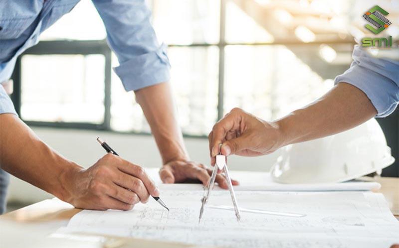 Các đơn vị uy tín sẽ đảm bảo thi công đúng định mức xây dựng nhà xưởng quy định