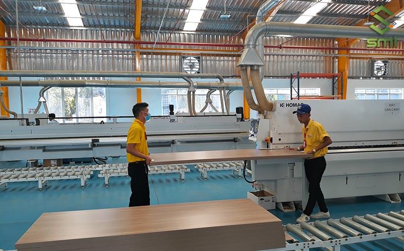 Có hệ thống thông gió trong nhà xưởng sẽ giúp tăng năng suất cho người lao động