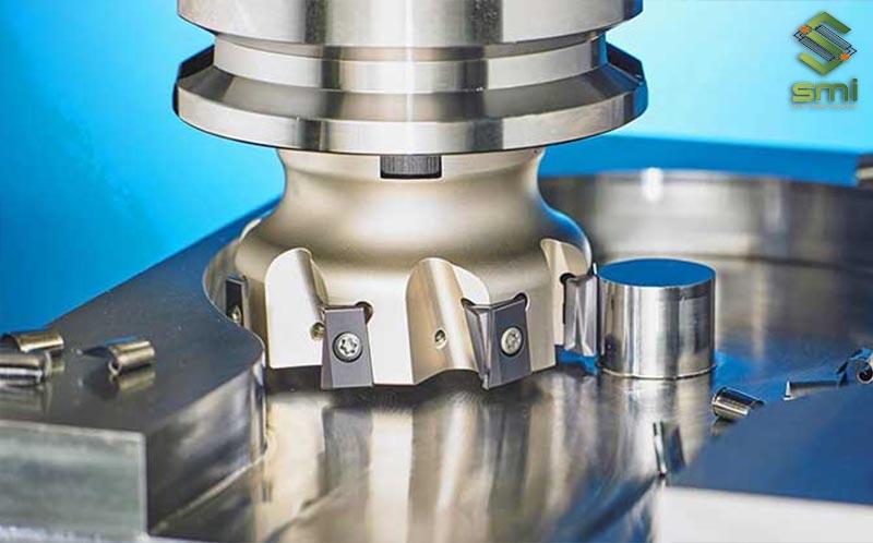 SUMITECH sử dụng máy CNC để nâng cao độ chất lượng hợp tác gia công cơ khí