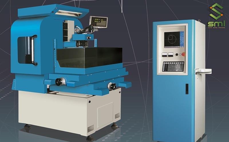 Máy cắt dây EDM được ứng dụng trong gia công cơ khí chính xác