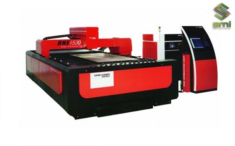 Máy cắt Laser CNC được ứng dụng trong cắt đa dạng vật liệu