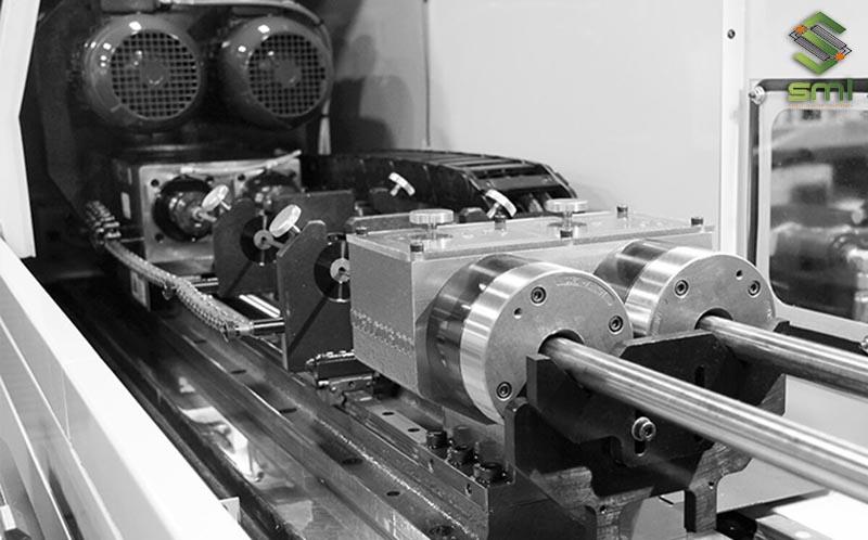 Máy đột lỗ CNC được ứng dụng trong gia công không phôi