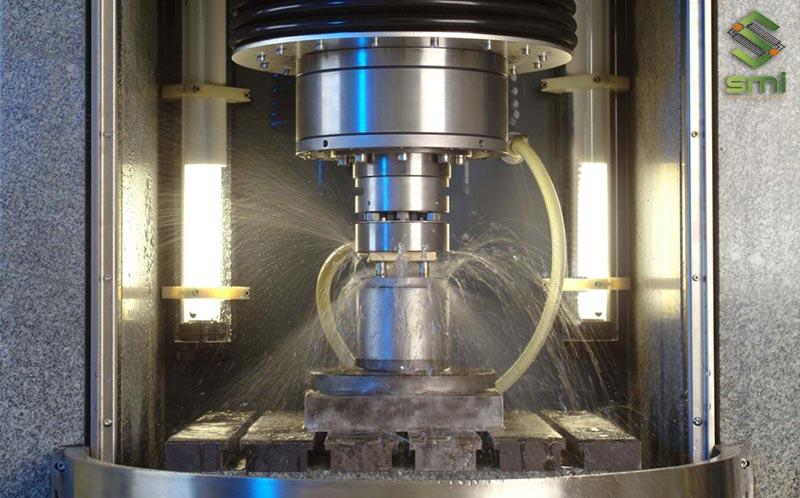 Máy gia công cơ khí điện hóa ECM