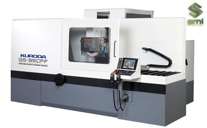 Máy mài CNC giúp gia công nhanh chóng, hạn chế sai sót