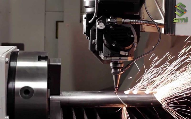 Quá trình gia công cơ khí hàn kim loại