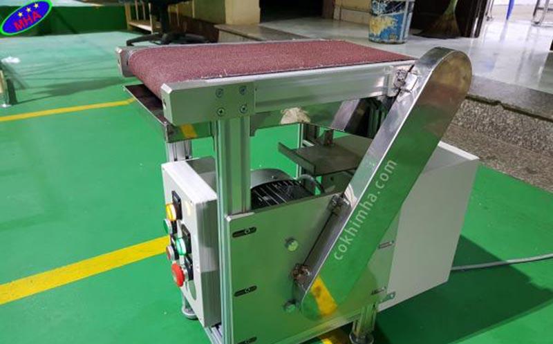 Sản phẩm máy mài via của công ty gia công cơ khí MHA