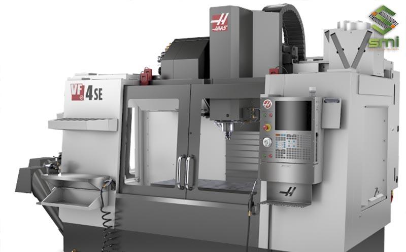 Máy phay CNC tăng tốc độ gia công cơ khí mang lại giá thành rẻ