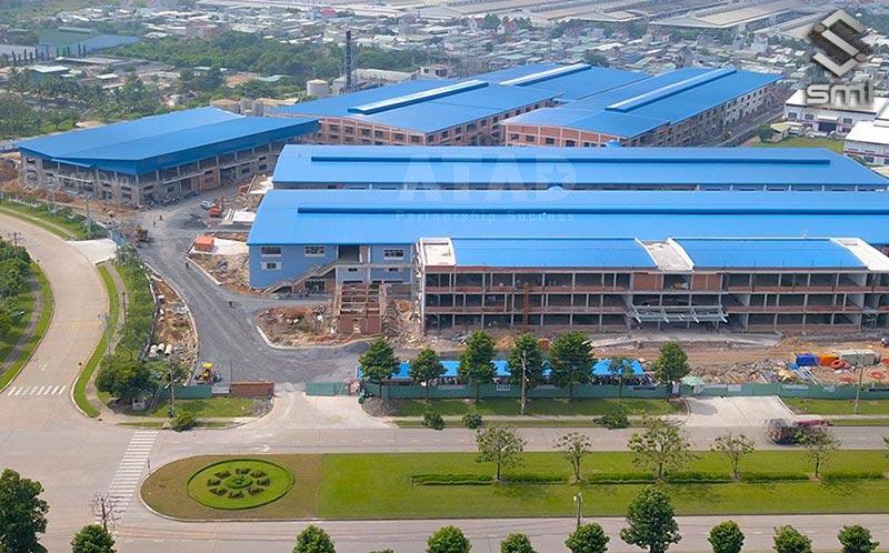 Mở rộng nhà xưởng là một trong những dịch vụ được nhiều đơn vị lựa chọn
