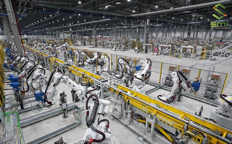 Hệ thống điện công nghiệp đóng vai trò quan trọng với các doanh nghiệp