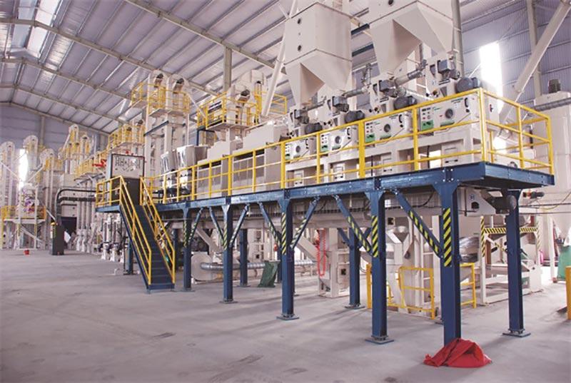 Dự án nhà xưởng công nghiệp được thi công bởi Hưng Thịnh Phát