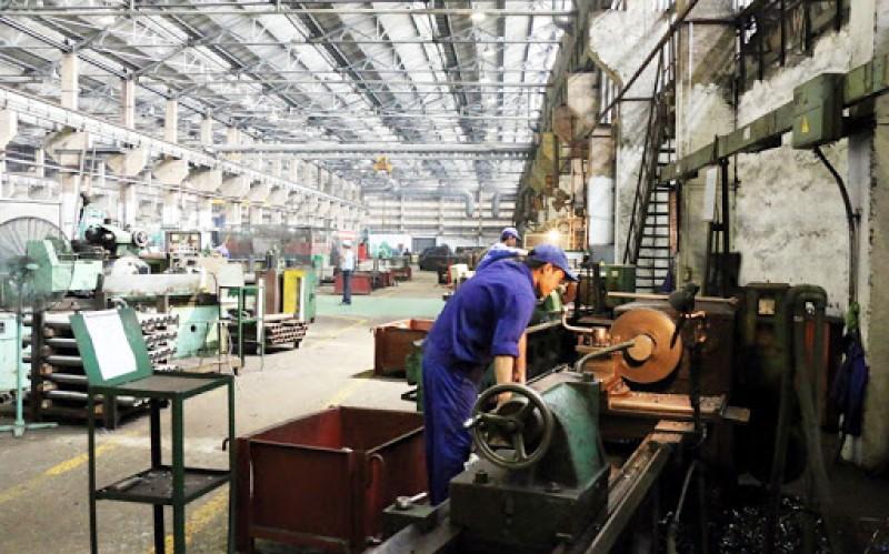 Xưởng sản xuất công ty gia công cơ khí IMAXS