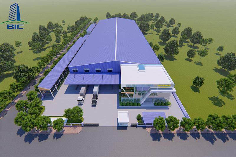 Công ty BIC đã có kinh nghiệm 7 năm trong lĩnh vực xây dựng