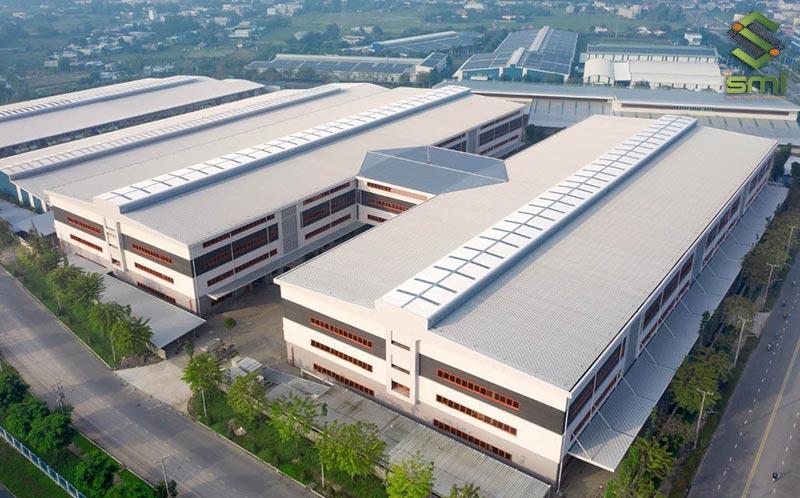 Với mức giá cao hơn nhà xưởng đơn giản song nhà xưởng đẹp, hiện đại sẽ giúp nâng tầm hình ảnh doanh nghiệp