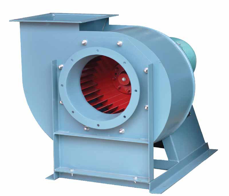 Quạt thông gió cho nhà xưởng ly tâm còn được gọi là quạt hướng tâm