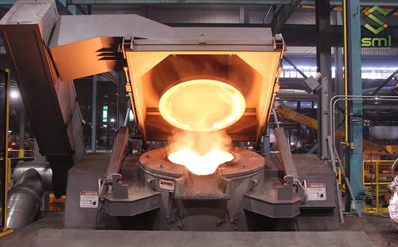 Nung nóng vật liệu