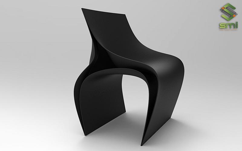 Sản phẩm tạo gia công cơ khí từ máy in 3D CNC