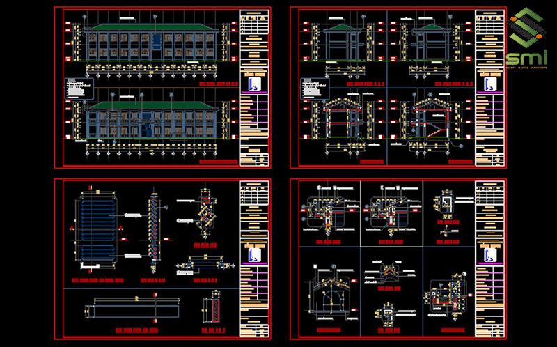 Bản vẽ sơ đồ điện nhà xưởng đóng vai trò vô cùng quan trọng khi xây dựng hệ thống điện cho doanh nghiệp